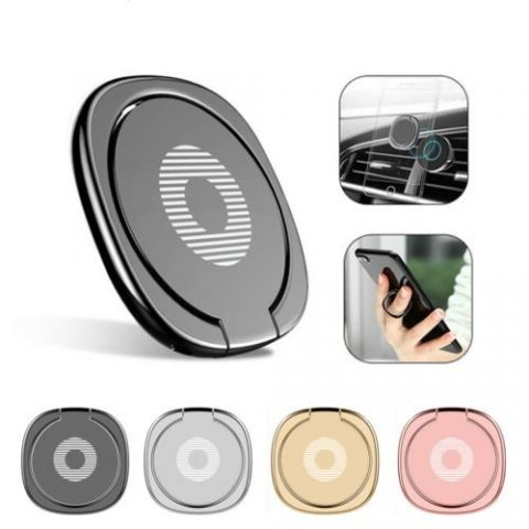 Hand Ring Car Mount Phone Holder Stand