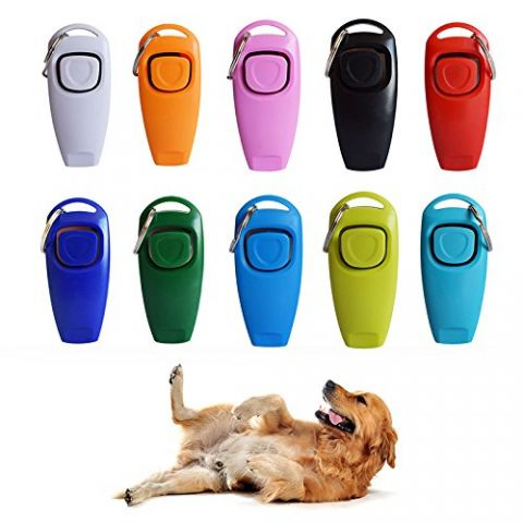 Dog traning Clicker & Whistle