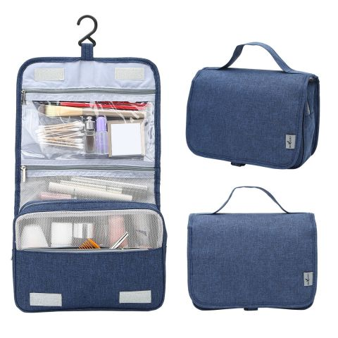 Cosmetic Toiletry Travel Folding Hanging Bag