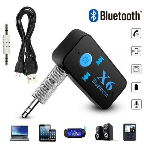 Bluetooth Audio Receiver Adapter